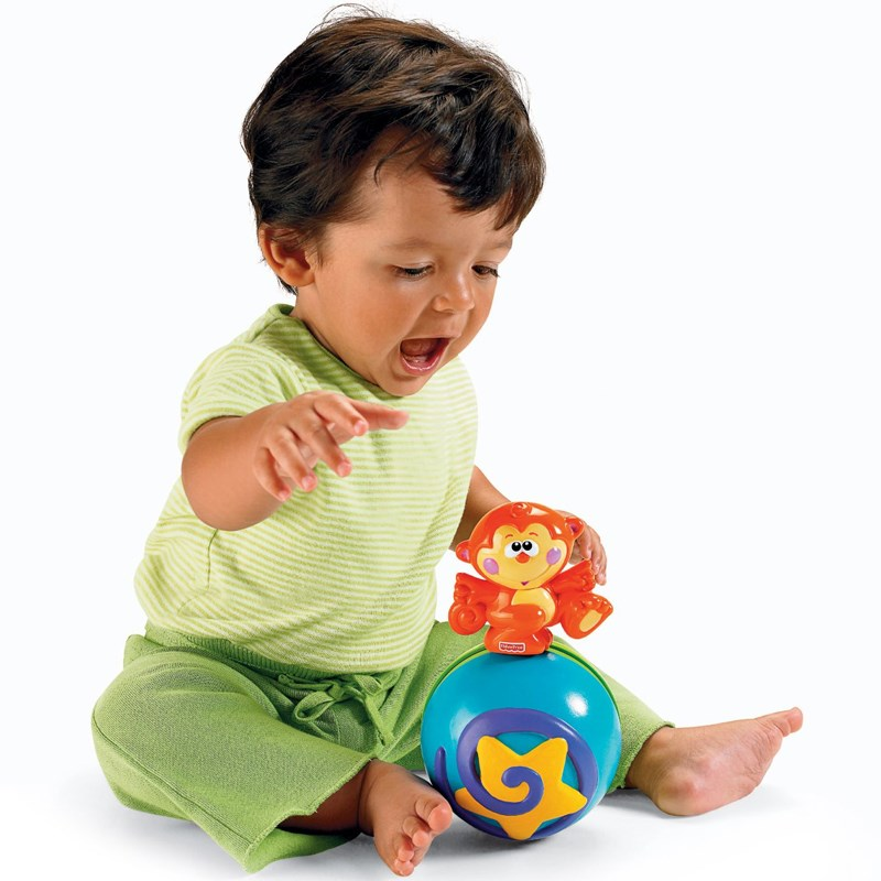 Do choi bong lan khi con Fisher Price M4045