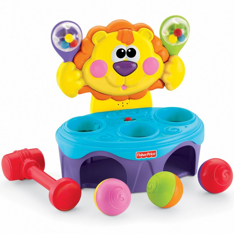 Do choi su tu dap bong Fisher Price P8792