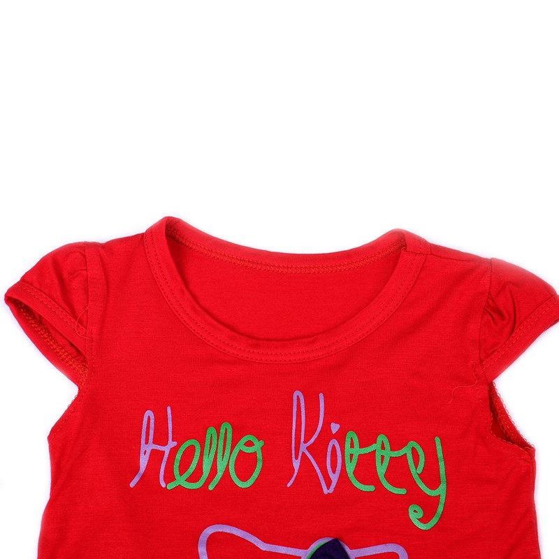 Bo quan ao meo Hello Kitty