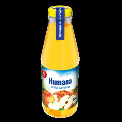 Nước ép Humana Táo (200ml)