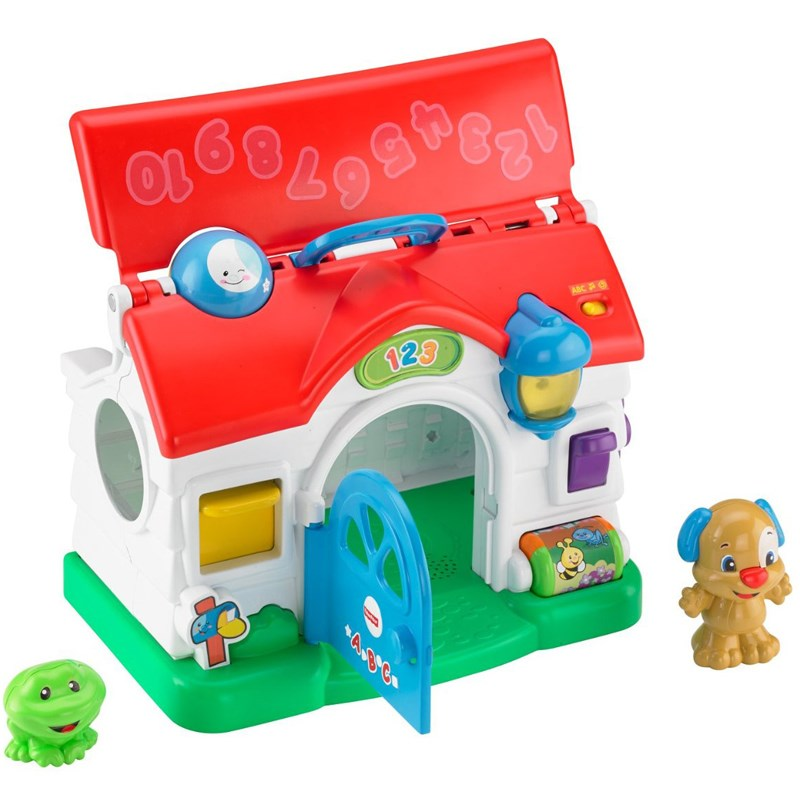 Do choi ngoi nha thong minh Fisher Price BFK52