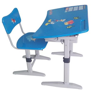 Bộ bàn ghế học sinh BHS-14-06 PU Xuân Hoà