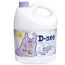 Dung dịch giặt xả Dnee 3000ml (màu tím)