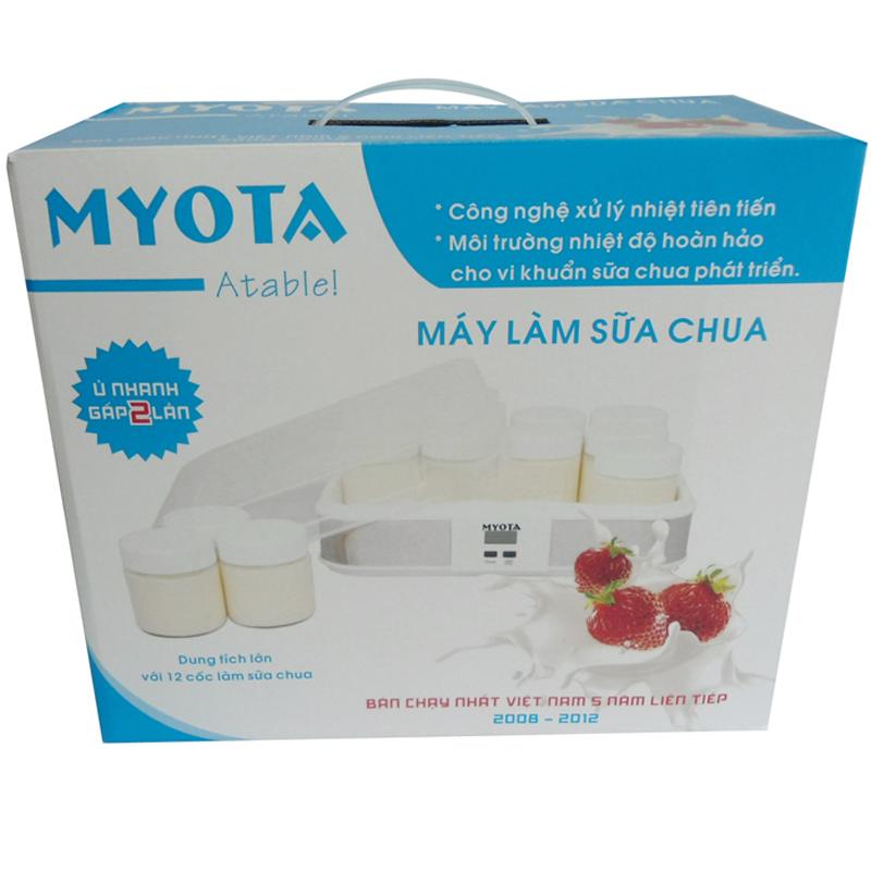 May lam sua chua Myota (2.2 lit)