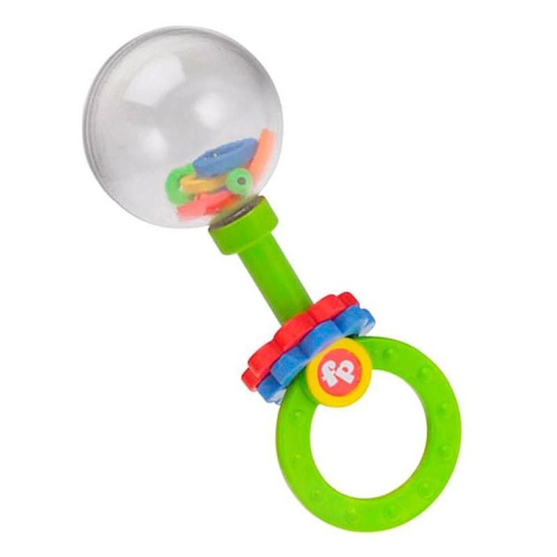 Luc lac bong tron Fisher Price BCD66
