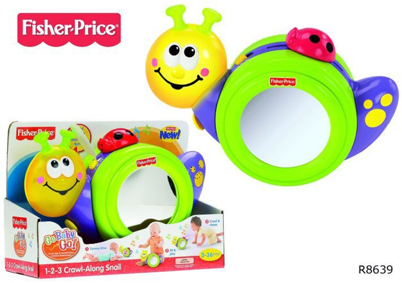 Oc sen than thien Fisher Price R8639