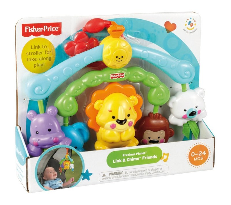Treo noi rung nhiet doi Fisher Price R9681