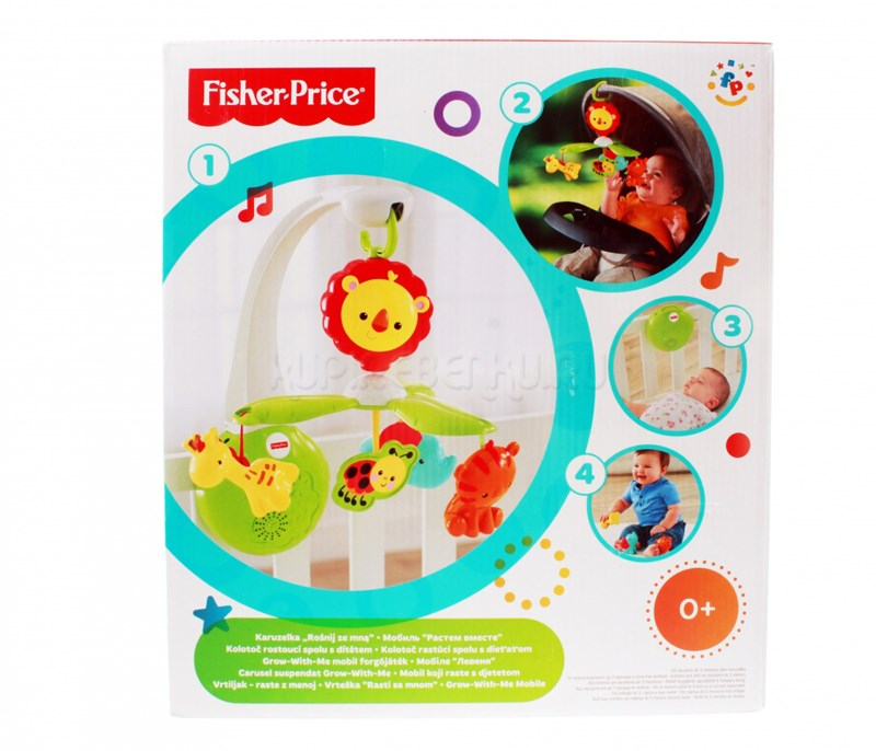 Treo noi vuon thu Fisher Price Y6599