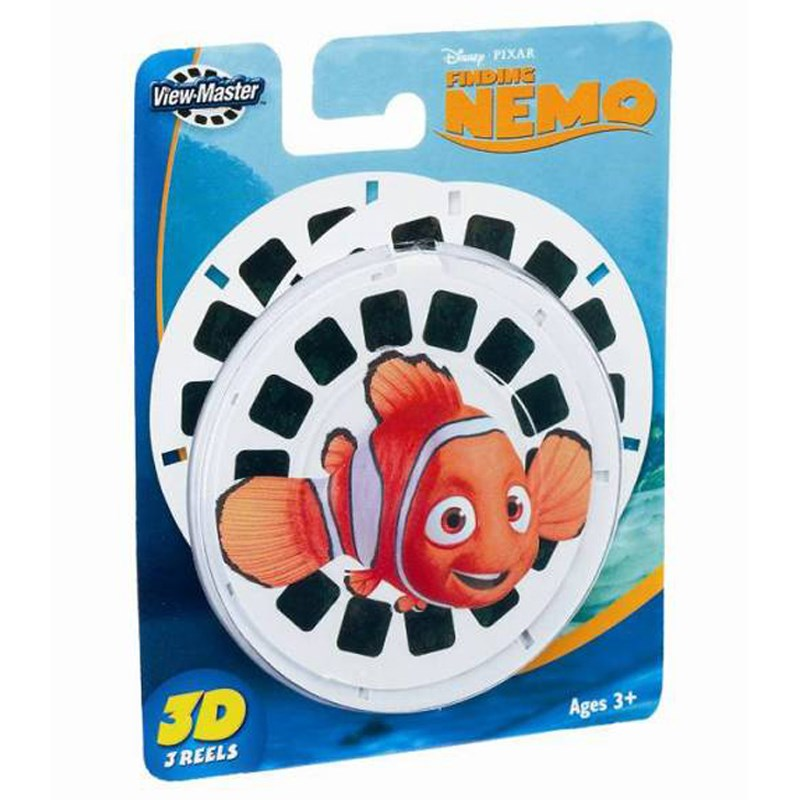Dia phim 3D the gioi muon mau Fisher Price C6986