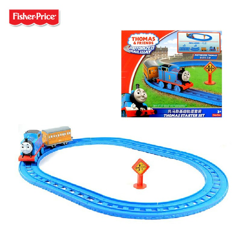 Bo duong ray Thomas & Friends khoi dau