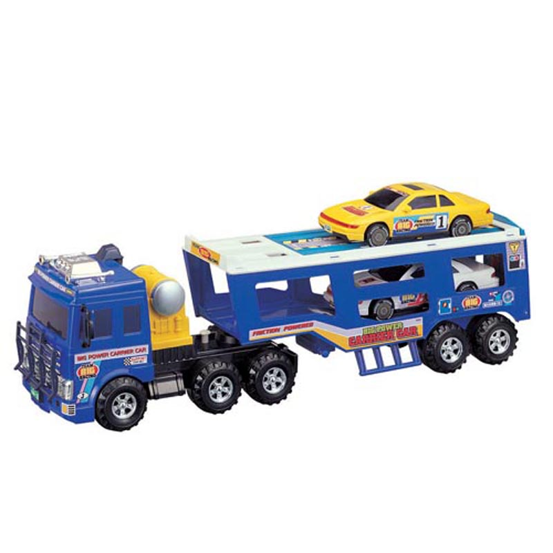Xe Container vận chuyển xe hơi lớn Deasung Toys DS906