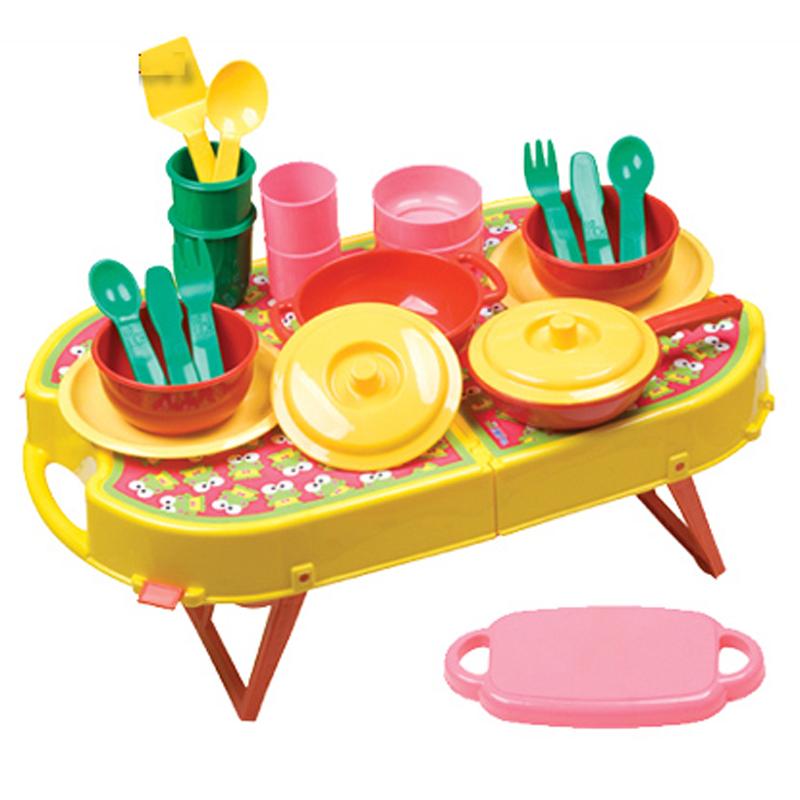 Bộ bàn ăn Hanlip Toys HL625