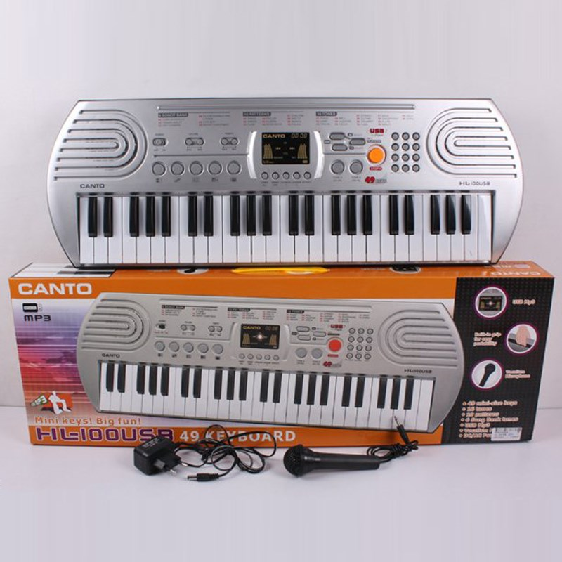 Dan Organ HL-100USB cho be