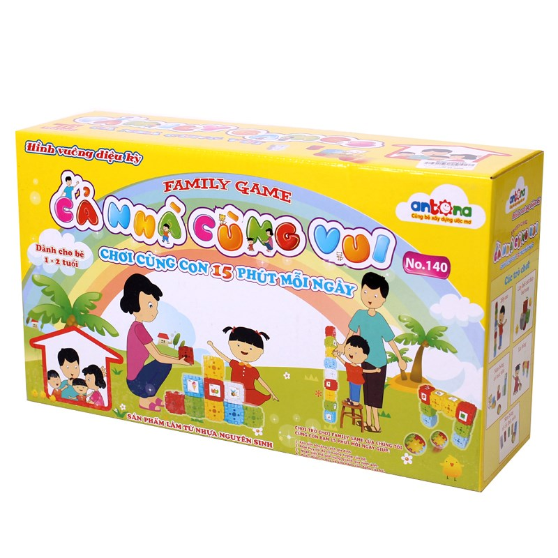 Bo do choi Antona - Family game No.140