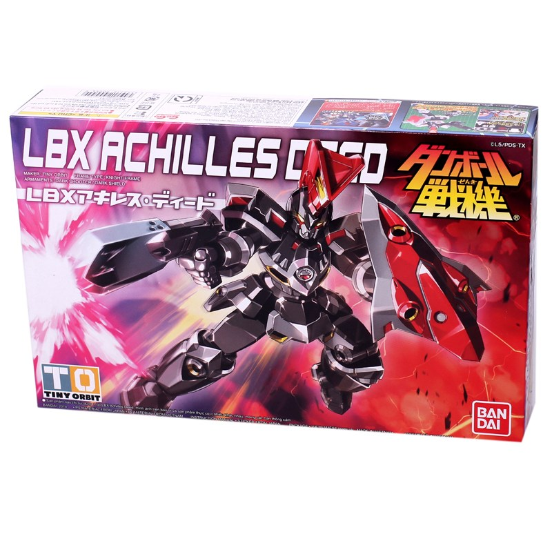 Do choi dau si LBX018 Achiles Deed
