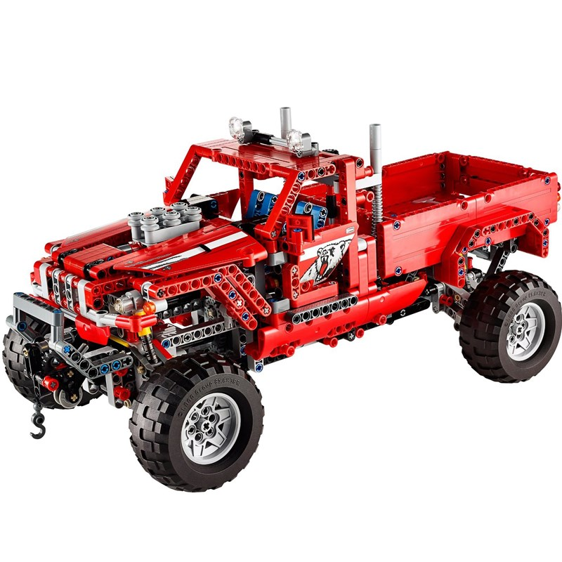 Do choi Lego Technic 42029 - Customized Pick up Truck