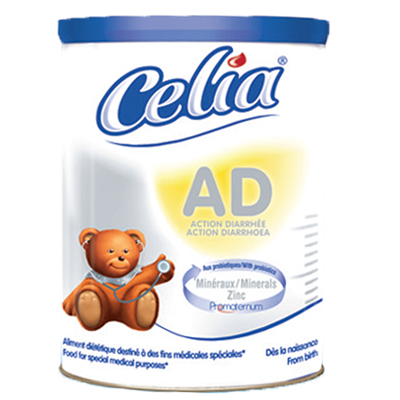 Sữa bột dành cho bé Celia Develop AD