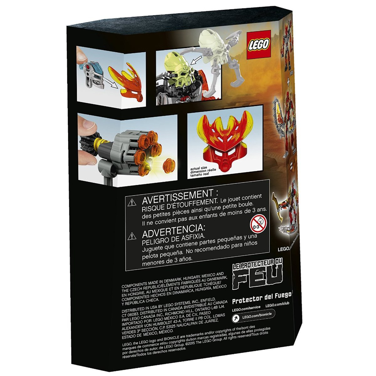 Lego Bionicle - Ho ve lua70783