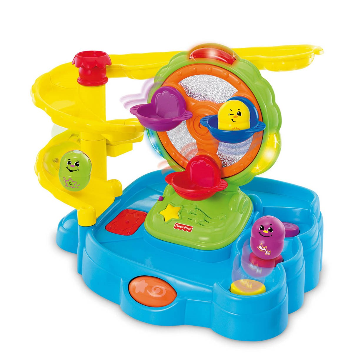 Do choi tha bong phat nhac Fisher Price w1910