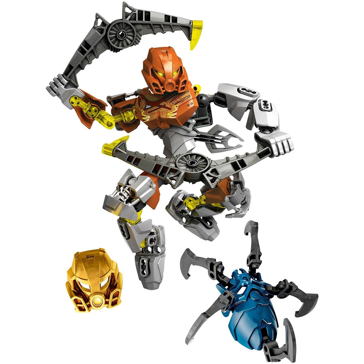 Lego Bionicle - Than da Pohatu 70785