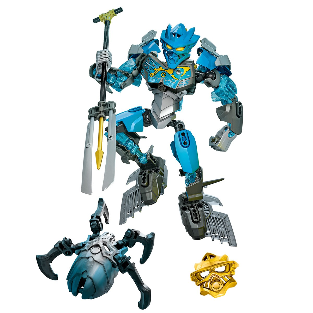 Lego Bionicle - Than nuoc Gali 70786
