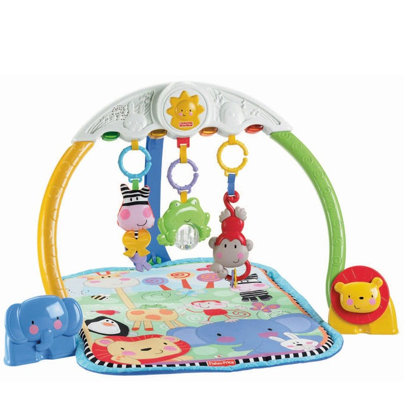 Tham nam choi Discover Fisher Price W9898