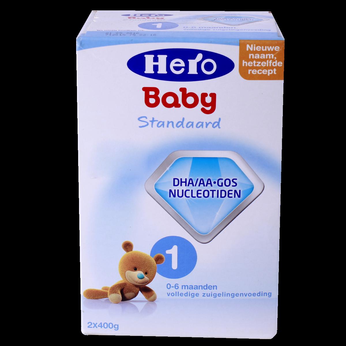 Sữa Hero Baby Hà Lan 800g số 1