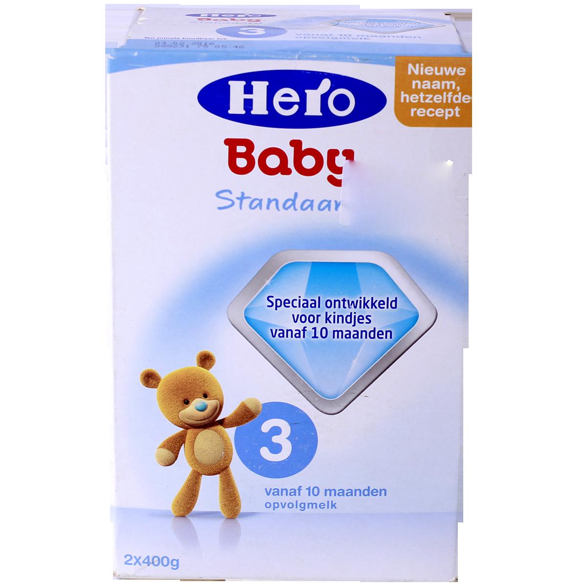 Sữa Hero Baby Hà Lan số 3 - 800g