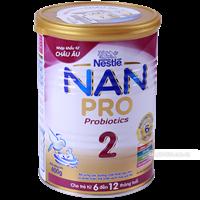 Sua NAN Pro so 2 (400g)