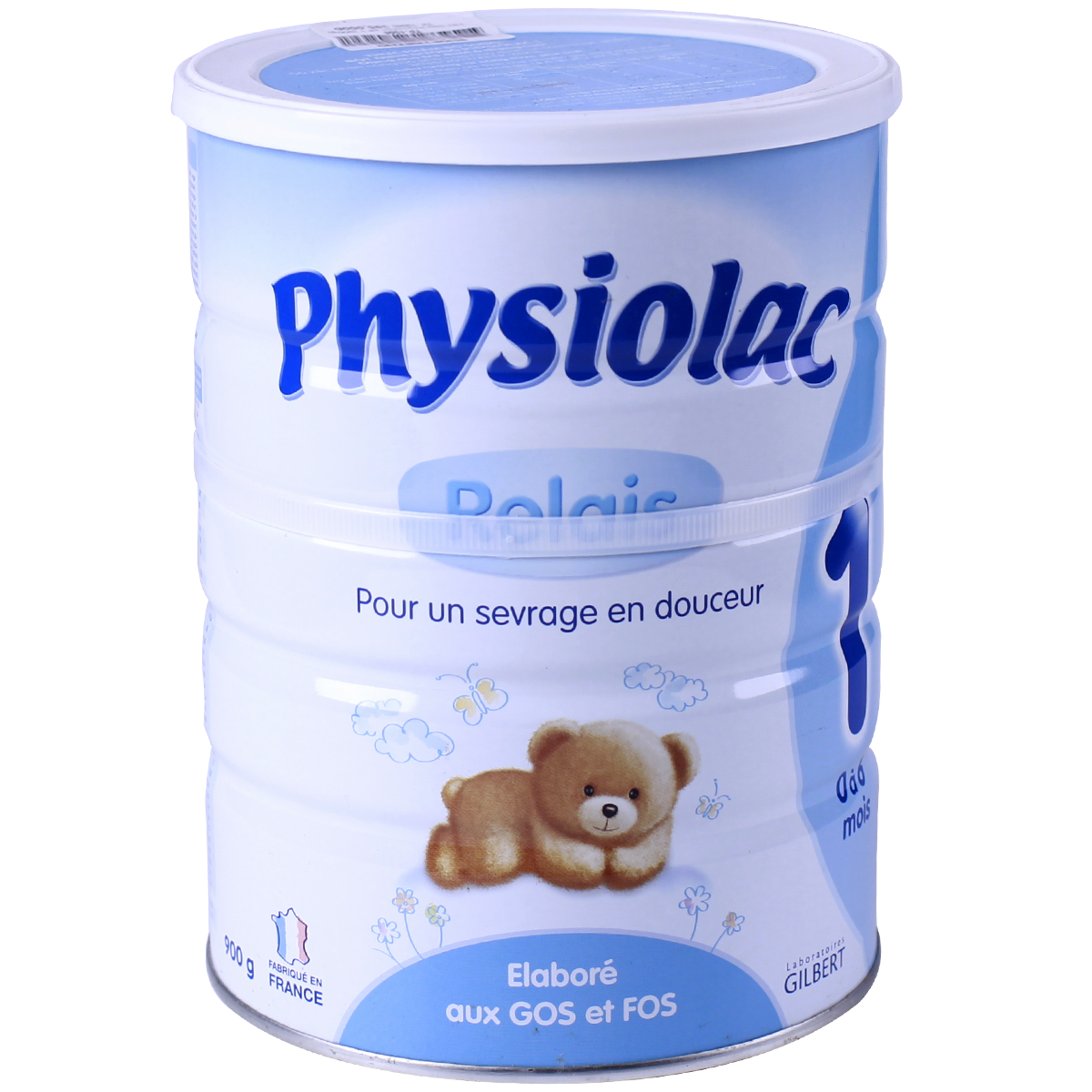 Sua Physiolac so 1 - 900g (0-6 thang)