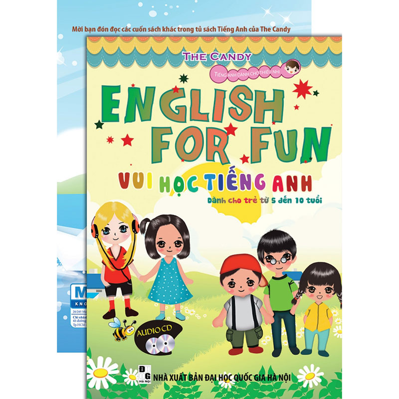 English for fun (kèm CD)