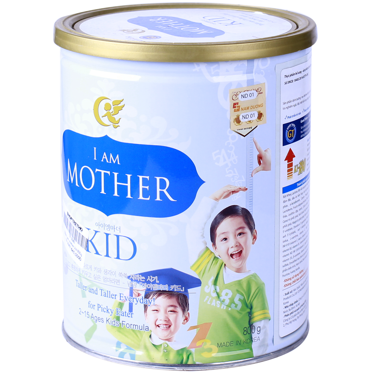 Sữa I am Mother Kid 800g