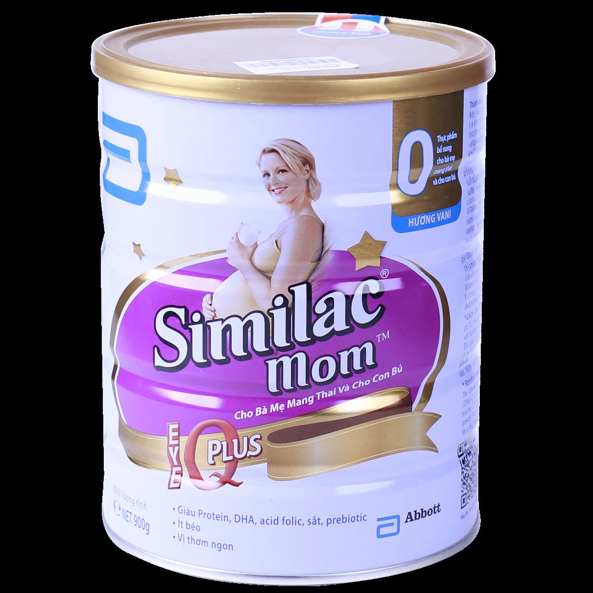 Sữa Similac Mom IQ - 900g