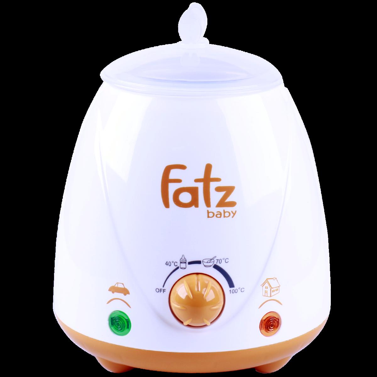 May ham sua Fatzbaby FB3008SL cao cap BPA Free dung tren xe oto