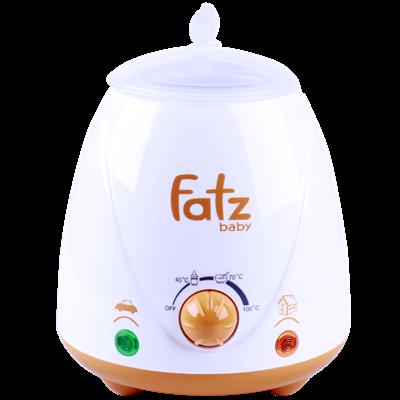 Máy hâm sữa Fatzbaby FB3008SL cao cấp BPA Free dùng trên xe ôtô