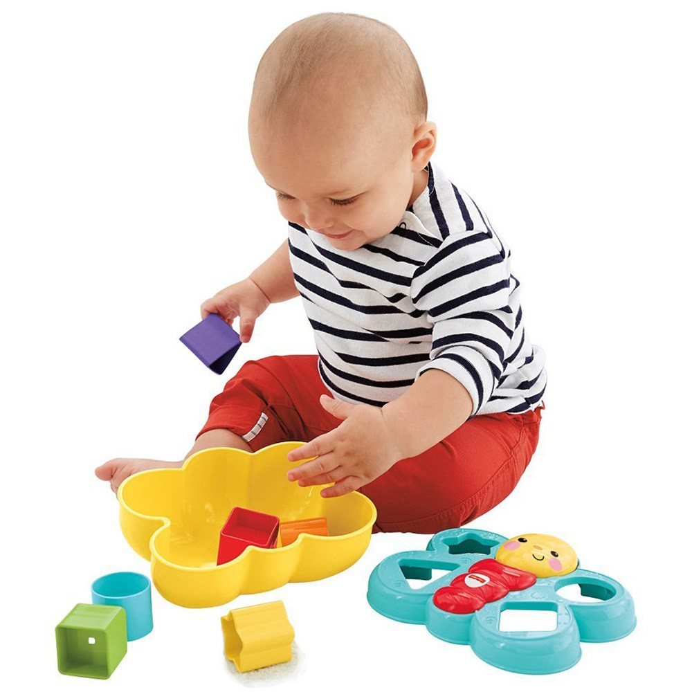 Tha khoi buom con Fisher Price CDC22