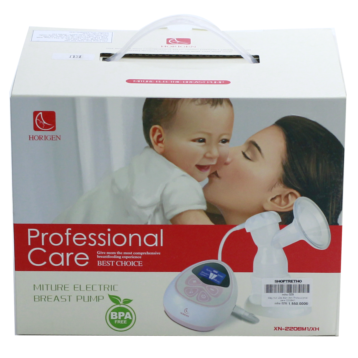 May hut sua dien don Professional care 2209M1
