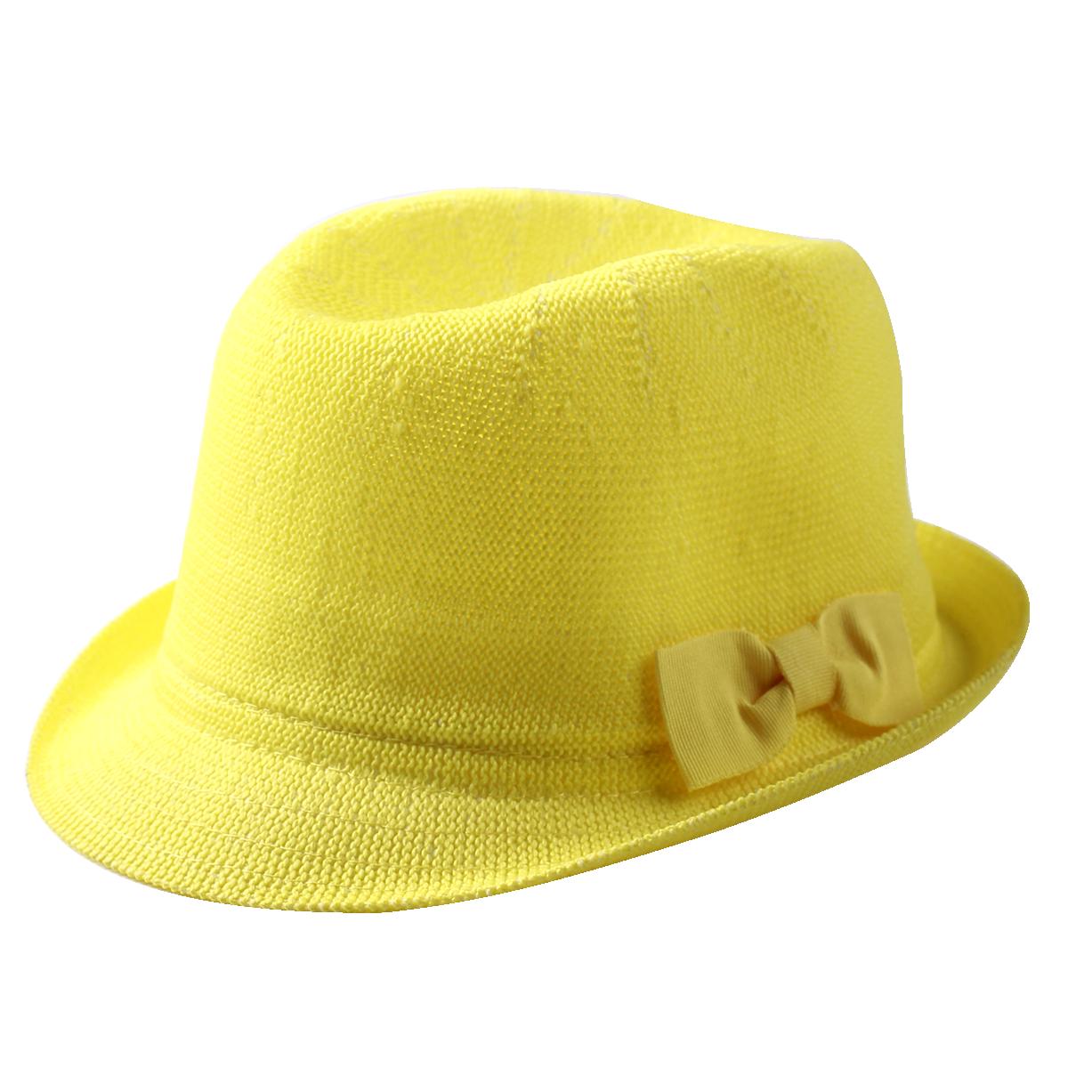 Mũ đa phong cách màu vàng