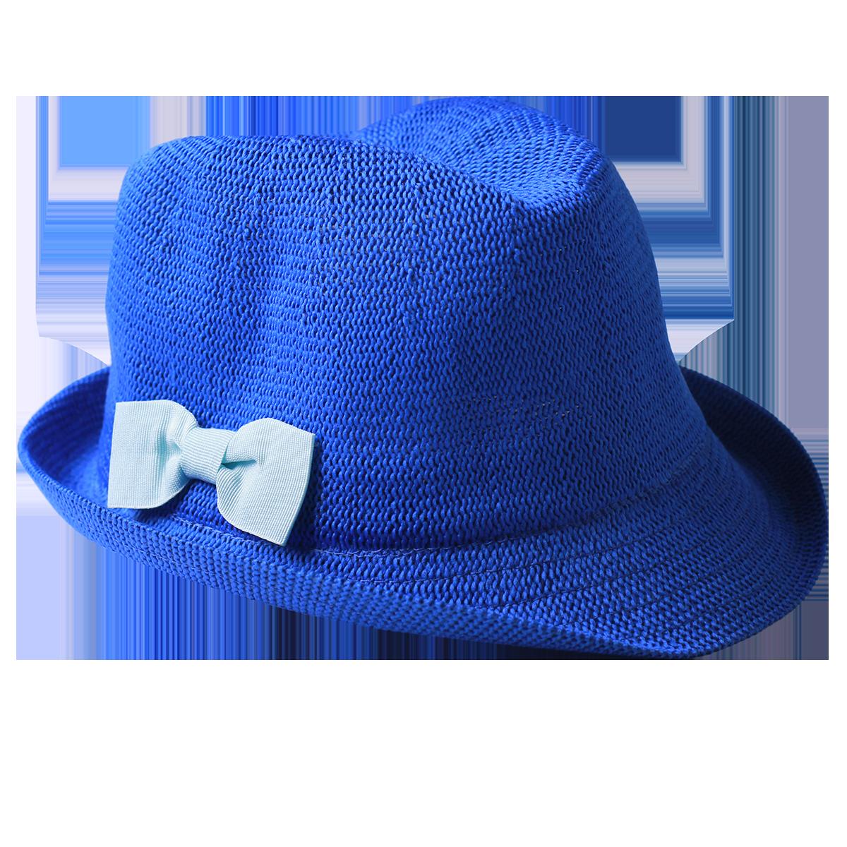 Mũ đa phong cách màu xanh nước biển