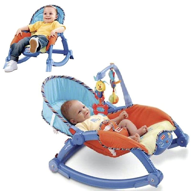 Ghe rung Fisher Price P0107
