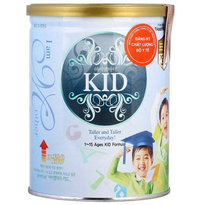 Sữa I am Mother Kid 350g