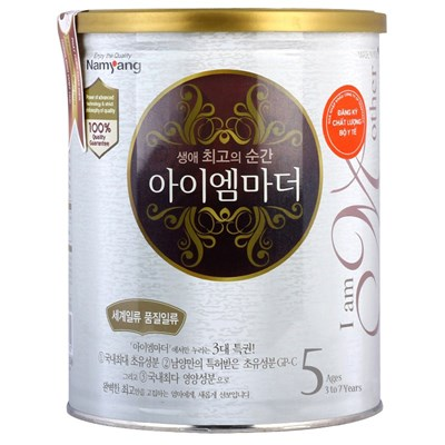 Sữa I am mother số 5 400g