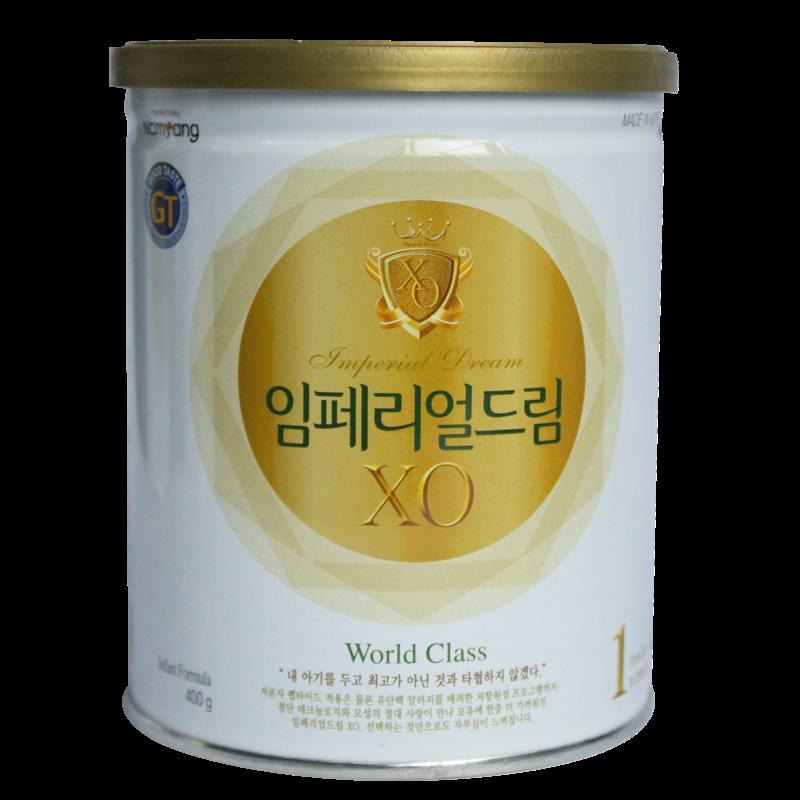 Sữa XO số 1 - 400g (0-3 tháng)