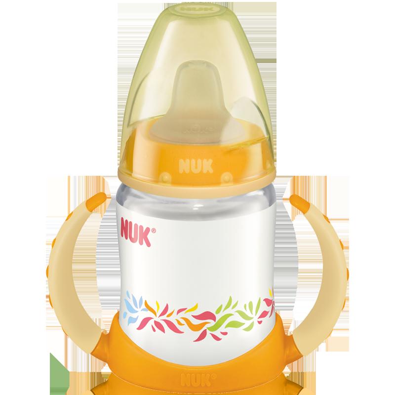 Bình tập uống nước cổ rộng Nuk (BPA free)