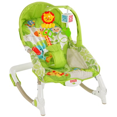 Ghế rung Fisher Price X7047 Rainforest Friends
