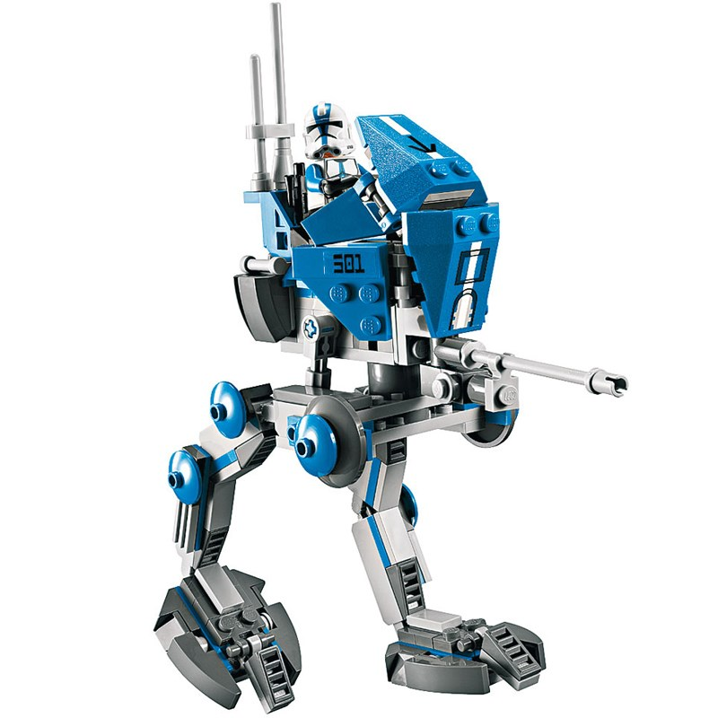 Do choi LEGO 75002 xep hinh Robot chien dau AT-RT