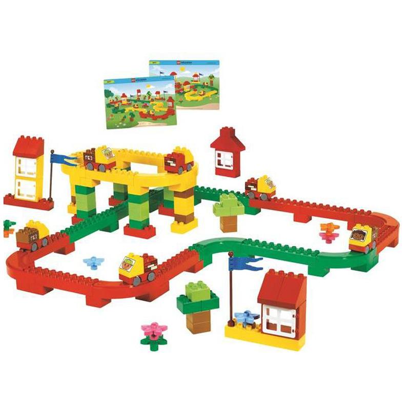 Đồ chơi Lego Education 9077 - Bộ vận tải đường bộ