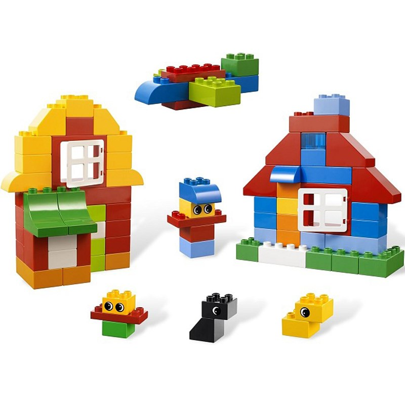 Do choi Lego Education 9090 - Bo gach Dupplo sang tao