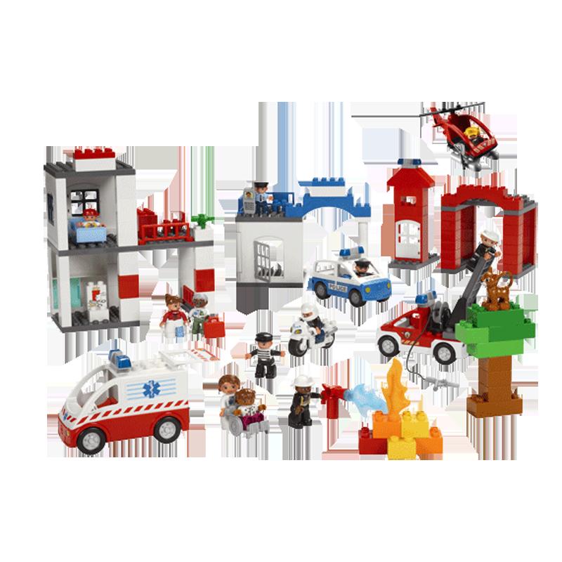 Đồ chơi Lego Chủ đề cộng đồng - Dịch vụ cộng đồng