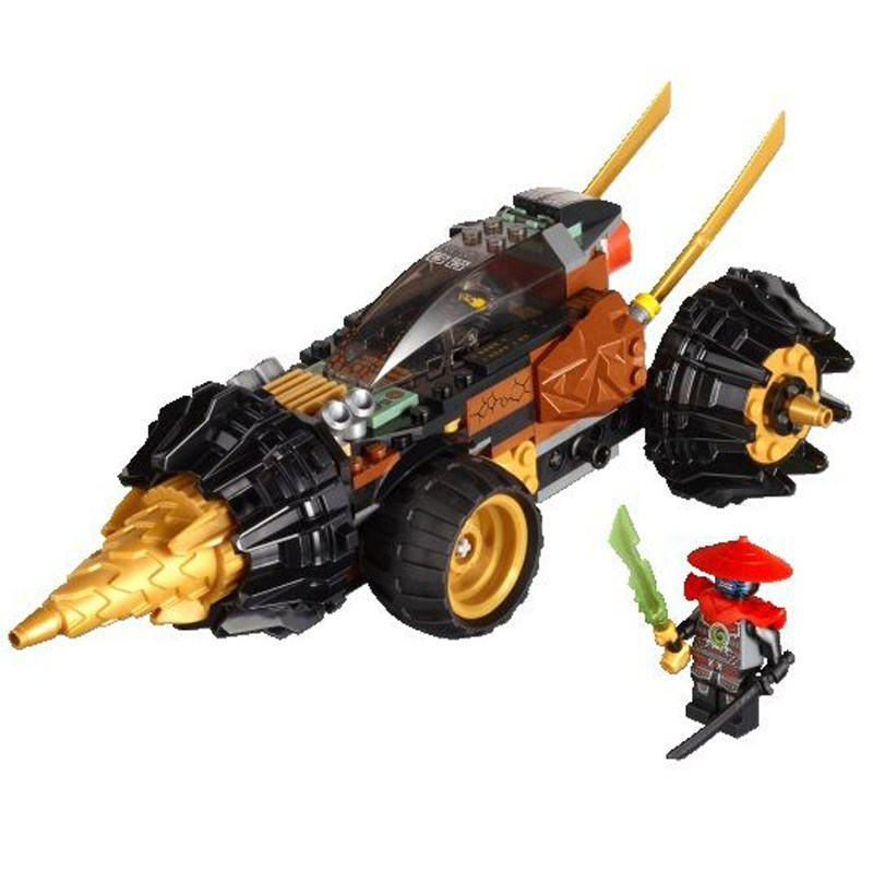 LEGO Ninjago 70502 xep hinh Cole's Earth Driller